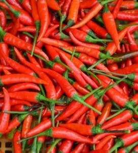 Beneficios del picante