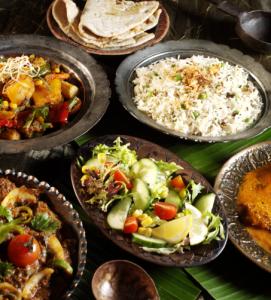 Curiosidades de la comida india