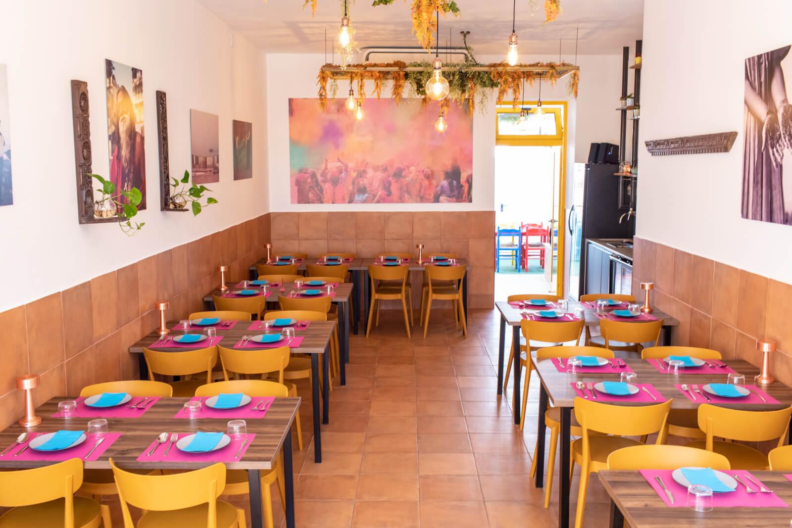 Roti - El primer restaurante indio de Mataró